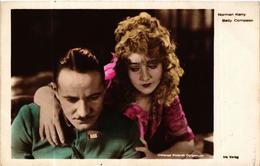 CPA AK NORMAN KERRY. BETTY COMPSON Iris Verlag 988 FILM STAR (601043) - Attori