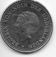 *netherlands Antilles 2,5 Gulden 1984 Km 25  Xf+ - Antilles Neérlandaises