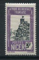 NIGER- Y&T N°49- Neuf Sans Gomme - Níger (1921-1944)