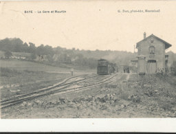 51 // BAYE    La Gare Et Le Moulin   Edit Dart - France