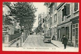 Biarritz-Rue Champ Lacombe-N°73-M.D-Marcel Delboy - Biarritz