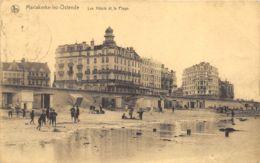 Mariakerke - Ostende - Les Hôtels Et La Plage - Oostende