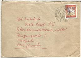 SUIZA  ANDERMATT 1965 MAT DEPORTES DE INVIERNO WINTER SPORT SKI - Wintersport (Sonstige)
