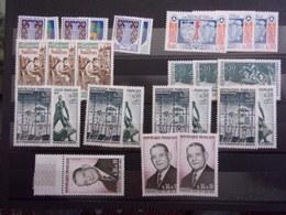 FRANCE BELLE LOT NEUF** DEPART 1 EURO - Sammlungen
