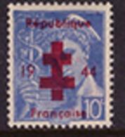 -France Libération Provins  1M(rouge)** - Liberazione