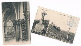 BRULEY  54  Petit Lot De 2 Cartes.1915 - Francia