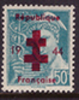 -France Libération Provins  7(M)** - Liberazione