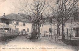 73-AIGUEBELETTE-N°T2567-C/0229 - Francia