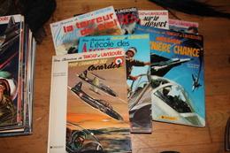 Collection Complète Des TANGUY Et LAVERDURE - 27 Volumes - Tanguy Et Laverdure