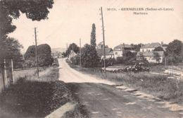 71-GERMOLLES-N°T2567-H/0261 - Autres Communes