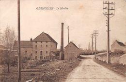 71-GERMOLLES-N°T2567-H/0265 - Autres Communes