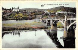 Rochehaut-Frahan - Pont De Frahan - Bouillon