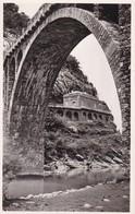 ALGERIE Djidjelli Route De Bougie Le Pont De Dar El Oued Et La Maison Du Gardien Des Grottes Merveilleuses - Other Cities