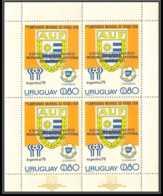 448 Football (Soccer) Argentina 78 - Neuf ** MNH -  Uruguay N° 1537 - Coupe Du Monde