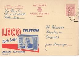 Publibel - 2127 - LECO - TELEVISIE - 1966. - Publibels