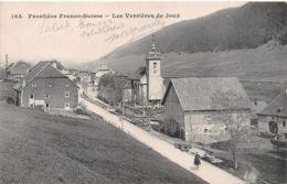 25-LES VERRIERES DE JOUX-N°T2569-F/0251 - Other Municipalities