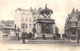 Ostende - Statue De Léopold Ier - Ed. OVS - Oostende