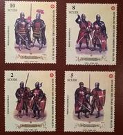 SMOM 2001 UNIFORMI - Sovrano Militare Ordine Di Malta