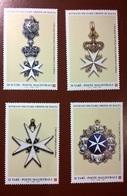 SMOM 2002 INSEGNE DELL'ORDINE - Sovrano Militare Ordine Di Malta