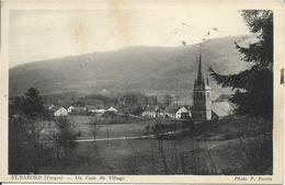 88 - Vosges - Saint Nabord - Un Coin Du Village - Saint Nabord