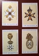 SMOM 2004 INSEGNE DELL'ORDINE - Sovrano Militare Ordine Di Malta