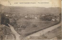 88 - Vosges - Saint Nabord - Panorama - Saint Nabord