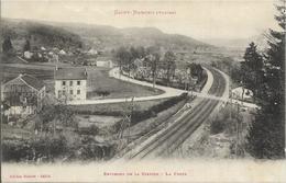 88 - Vosges - Saint Nabord - Poste - Saint Nabord