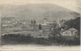 88 - Vosges - Saint Nabord - Vue Générale - Saint Nabord