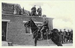 Des Soldats Au Repos - 1914-1918 - N'a Pas Circulé - Edition RELDIAN, Bruxelles - Manoeuvres