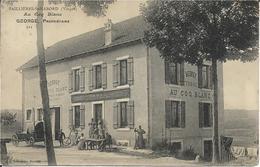 88 - Vosges - Saint Nabord - Fallières - Au Coq Blanc - Café - Saint Nabord