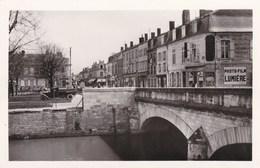 SAINTE MENEHOULD - MARNE - (51) -  CPSM GLACÉE 1953. - Sainte-Menehould