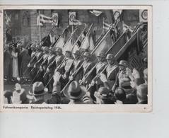 66PR/ Deutsches Reich PK Fahnenkompanie Reichsparteitag 1936 C.Nurnberg 11/9/36 - Weltkrieg 1939-45