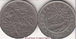 MALTA 25 CENTS 1986 (Lira) - KM#80 - Used - Malta