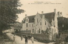 14* COMMES Manoir - France