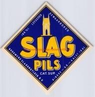 Brouwerij Slaghmuylder - Slag Pils - Bière