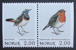 Norwegen   Vögel  1982   ** - Vögel
