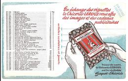 BUVARD Chicorée Leroux - Café & Thé