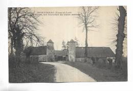 28 - MONTIREAU ( Eure-et-Loir ) - La Ferme, Les Tourelles Du Vieux Manoir. - Francia