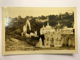 Santuario De San Miguel Del Milagro - Puebla 1931 - México