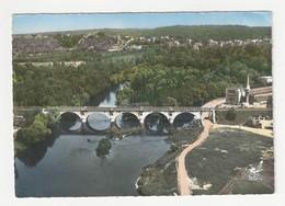 54 LIVERDUN - En Avion Au Dessus De ... La Savonnerie Et Le Pont - Cpsm Meurthe Et Moselle - Liverdun