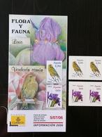 ESPANA 2006 - SPAIN - FLORA Y FAUNA - 2001-10 Unused Stamps