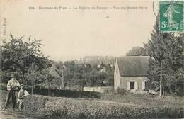 CPA 61 Orne Environs De Flers La Rivière De Fresnes - Vue Sur Sainte Marie - France