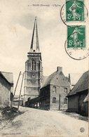 80 IRLES ( Somme) L' Eglise - France