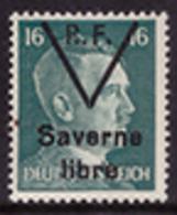 -France Libération Saverne 10** Type II - Liberazione