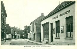 Boechout - Jan Frans Willemsstraat - Café Lokaal 't Roode Licht - Boechout
