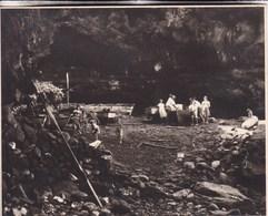 ILES CANARIES De La PALMA PUNTA DE LA ESPINDOLA 1956 Photo Amateur Format Environ 5,5 Cm X 7,5 Cm - Orte