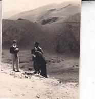 ILES CANARIES LANZAROTE 1956 Photo Amateur Format Environ 5,5 Cm X 7,5 Cm - Lieux