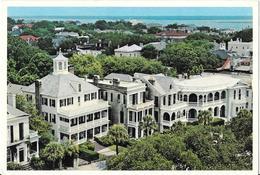 CHARLESTON - Roof Tops Of Charleston Near The Famous Battery - Charleston