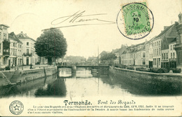 Termonde - Dendermonde - Pont Des Bogards - Dender - Dendermonde