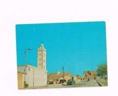 La Mosquée Et La POudrière.Expédié à Cité Ouvrière,wilaya De Djelfa.Auto. - Djelfa